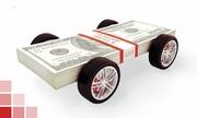 деньги под залог: птс автомобиля,  автомобиля,  земельного участка