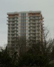 Квартира на море в центре Сочи 60 кв.м. 214 ФЗ