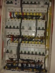 Услуги электрика,  электромонтаж,  монтаж слаботочки