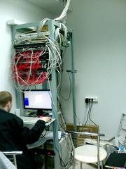 Компьютерные,  телефонные сети,  видеонаблюдение и пр. слаботочка