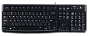 Клавиатура,  модель Logitech K120,  Black,  USB